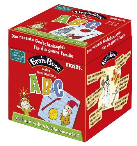 Moses 28006 - Meine erste BrainBox ABC