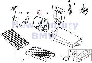 BMW Genuine Microfilter/Housing Parts Left Filtered Air Duct 745i 750i 760i ALPINA B7 745Li 750Li 760Li