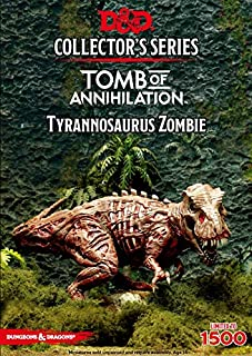 zombie t-rex miniature