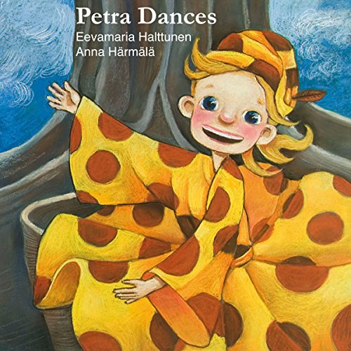 Petra Dances audiobook cover art