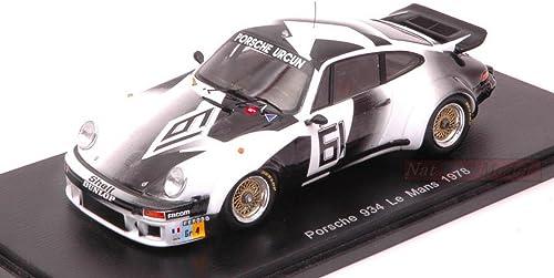 Todos los productos obtienen hasta un 34% de descuento. Spark Spark Spark Model S5091 Porsche 934 N.61 DNF LM 1978 CHASSEUIL-Lefevre-MIGNOT 1 43 Compatible con  100% a estrenar con calidad original.