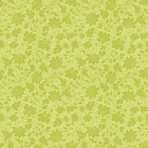Duni tafelkleden van Dunicel 84 x 84 cm motief 1 stuk Venezia Green