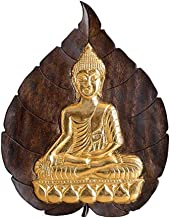 PPCP Thai Buddha Meditation Peace Harmony Statue Religious Decoration Southeast Asian Style Crafts 40×50cm