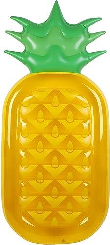 Sunny life - Schwimmer Ananas gelb (S8LLIEPI)