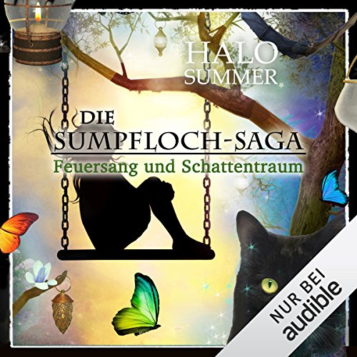 Feuersang und Schattentraum audiobook cover art