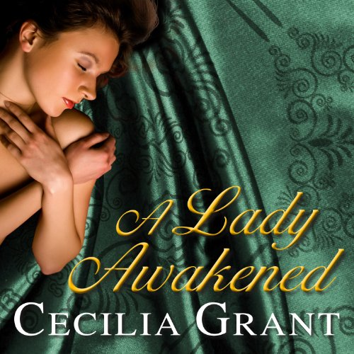 A Lady Awakened audiobook cover art