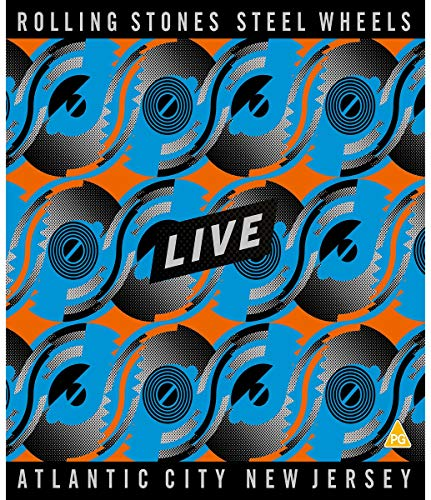Steel Wheels Live (Box 3 Cd + 2Dvd + B.Ray Limited Edt.)