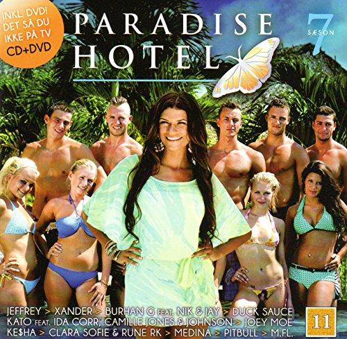 Paradise Hotel - Danish Reality Show, Season 7 [CD+DVD]