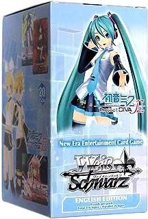 Weiss Schwarz Hatsune Miku: Project DIVA F 2nd Booster Box
