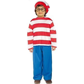 Rubies - Disfraz de Wally infantil, talla S: Amazon.es: Juguetes ...