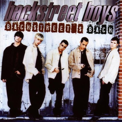 Backstreet's Back Import, Extra tracks Edition by Backstreet Boys (1998) Audio CD