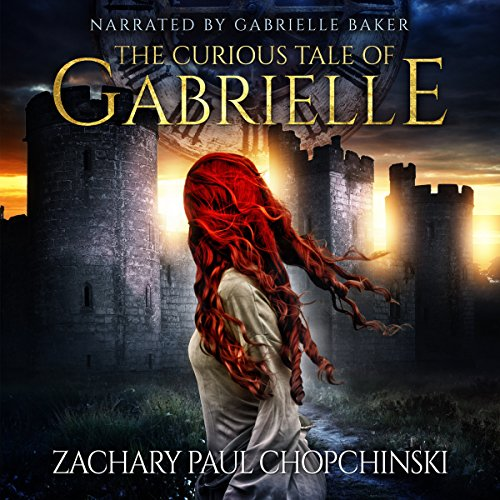 The Curious Tale of Gabrielle audiobook cover art