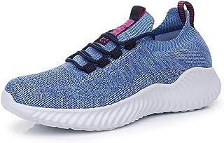 Dannto Uomo Donna Sportive Scarpe Running Scarpe da Corsa Fitness Running Respirabile-Casual-Leggero-Outdoor-Indoor Sneake...
