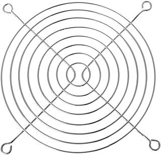 WINJEE, Rejilla de Seguridad de Rejilla de Rejilla de 12 cm de diámetro de Rejilla de protección de Ventilador para Ventiladores de Caja de computadora