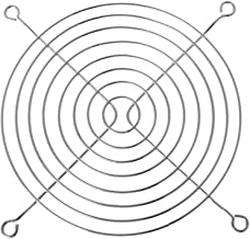 sourcing map 2 Piezas Alambre De Metal Protector Dedos Proteger Rejilla para 60mm PC Ventilador Enfriador
