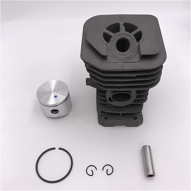 YSNUK Kit de Motor de Anillo de pistón de Cilindro de 38 mm de 40 mm para Husqvarna 141 142 136 137 Jonsered 2040 CS2040 Motor de Motosierra Compatible (Size : HUS142 40MM)