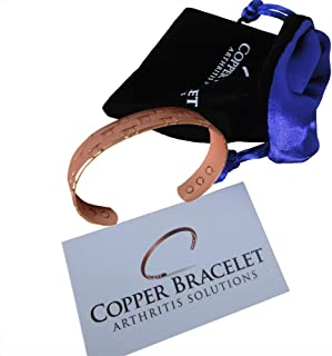 copper bracelet arthritis solutions
