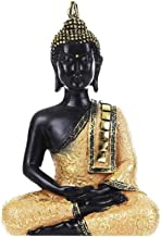 Sculptures Statues Ornaments Figurine Collectible Figurines Exquisite Buddha Statue Mini Resin Buddha Sculpture Figurine M...