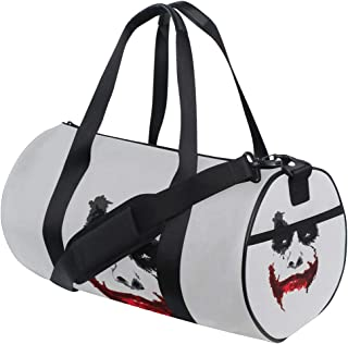 Sports Bags Fitness Light Darkness Joker Drum for Women and Men Duffle Daypacks Gym Travel