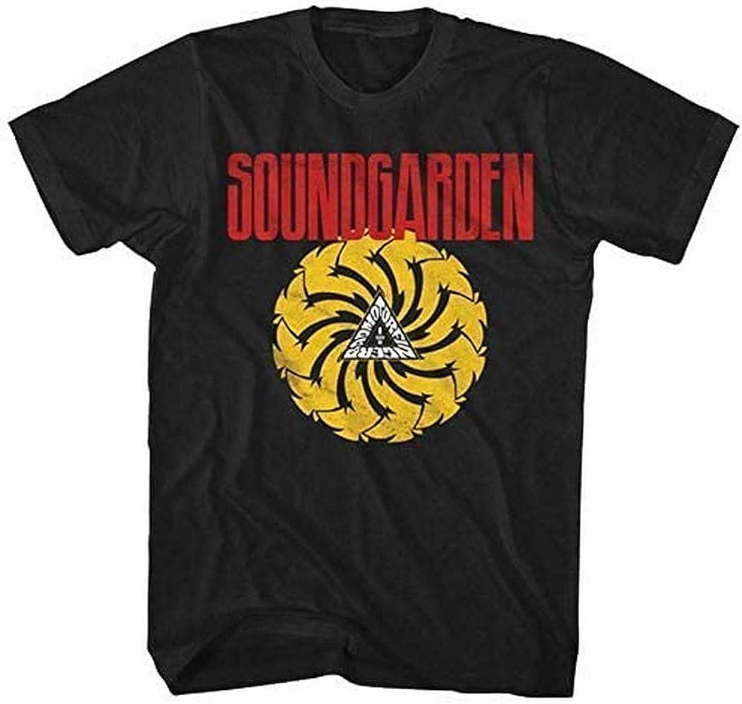 Soundgarden Maglietta ufficiale da uomo Bad Motor Finger
