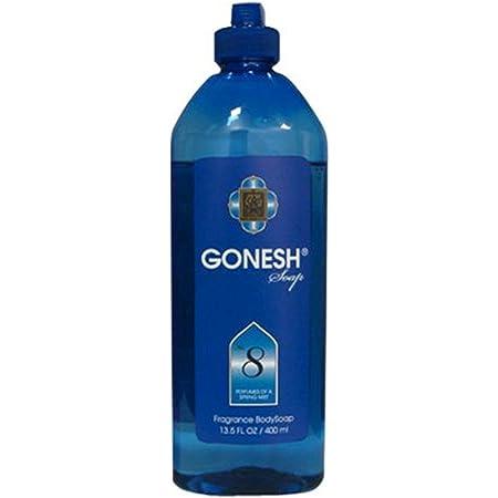 GONESH(ガーネッシュ) ボディソープ No.8(フルーツ系の香り) 400ml NO,8