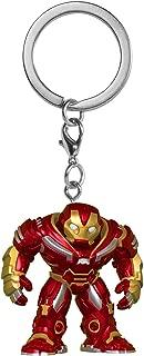 JPTACTICAL Heros in Avengers Infinity War Bobble Head Action Figures Pocket Keychain - Thanos Hulkbuster Ironman (Hulkbuster)