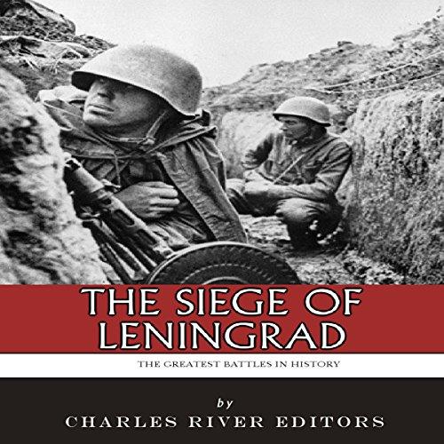 The Siege of Leningrad audiobook cover art