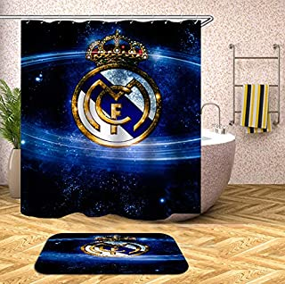 real madrid curtains