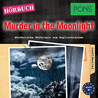 Murder in the Moonlight (PONS Hörkrimi Englisch) Titelbild