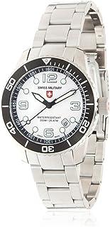 Swiss Military - Reloj de Cuarzo Man Marlin 42 mm