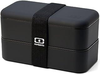 Monbento MB Original V Black Bento Box by monbento