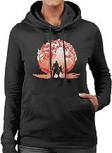Cloud City 7 Dangerous World God of War Kratos and Atreus Women's Hooded Sweatshirt