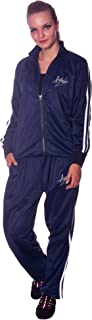 69GAL Women Track Suit (89NWTSBLUE_Blue) (Pack of 1)
