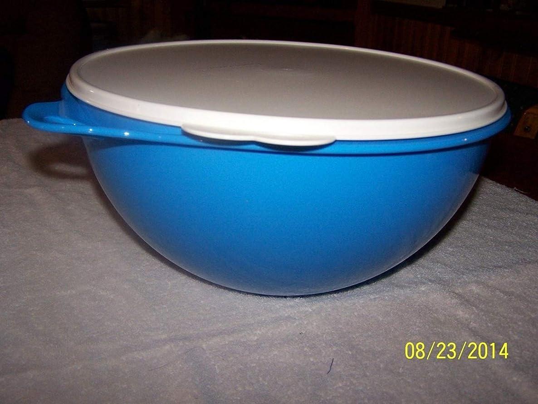 Tupperware Thatsa Bowl 32cup Raindrop with Sugar Seal