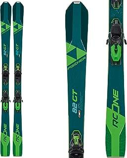 Fischer RC One 82 GT Skis w/RSW 12 GW Bindings Mens