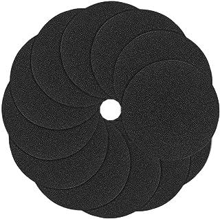 YuCool Lot de 12 filtres pour bacs à compost, bac à compost de cuisine, filtres à charbon actif 7,25 cm