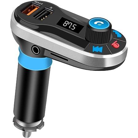 Patiszon Fm Transmitter Bluetooth Auto Handsfree Car Elektronik