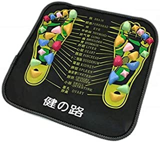 REGOU Walk Stone Foot Massage Mat Acupressure Foot Relax Pressure Muscle Pain Relieve Mat