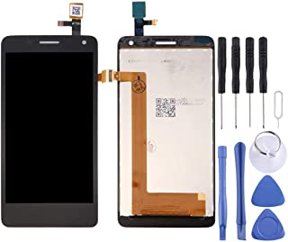 SHUHAN LCD Screen Phone Repair Part LCD Screen and Digitizer Full Assembly for Lenovo S660 Mobile Phone Accessory