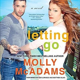 Letting Go: A Novel audiobook cover art