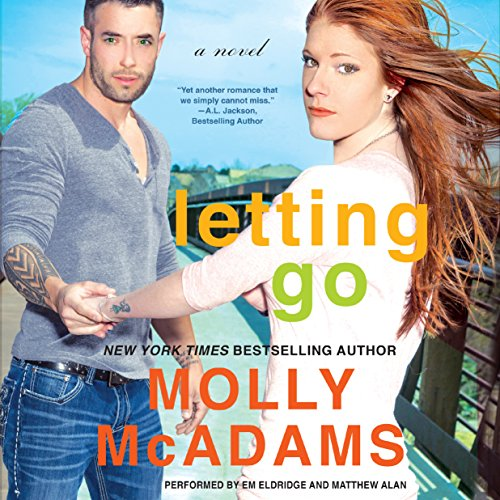 Letting Go: A Novel  By  cover art