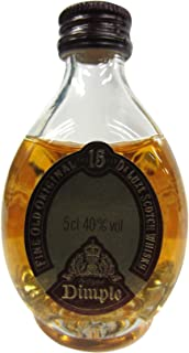 Dimple - Fine Old Deluxe Scotch Miniature - 15 year old Whisky