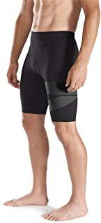BioSkin Mens Running Shorts - Premium Compression Running Shorts - Quick Dry Italian Fabric Mazama Short