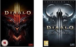 Diablo III 3 & Diablo III 3 Reaper of Souls PC and Mac Game