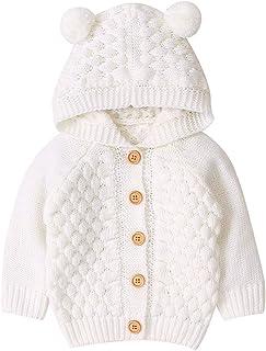Chicco Baby Girls Cardigan Con Cappuccio Hooded