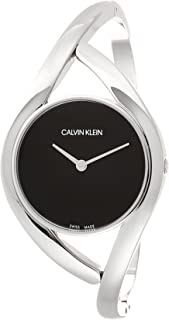 Calvin Klein Party K8U2M111 Stainless Steel Analog Casual Watch for Women
