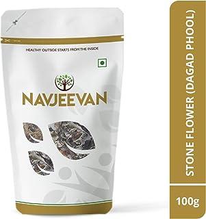 VADILAL CHAMPAKLAL & CO Navjeevan Dagad Phool / Stone Flower/ Pathar Phool - 100 Grams