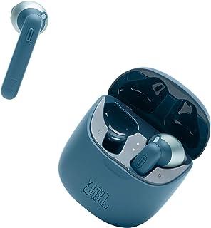 JBL TUNE 225TWS Cuffie In-Ear True Wireless Bluetooth, Auricolari senza Fili con Microfono Integrato per musica.Chiamate e...