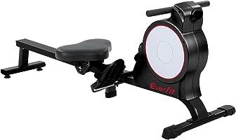 Everfit Rowing Machine Adjustable Magnetic Resistance System Rower 8/10 Levels Resistance 3kg/5kg Flywheel 150kg/200kg...