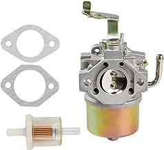 Hilom Carburetor with gaskets Fuel Filter for Subaru Robin EY28 EY 28 RGX3500 RGX3510 Generator Gas Engine Replaces 234-62551-00 234-62502-00